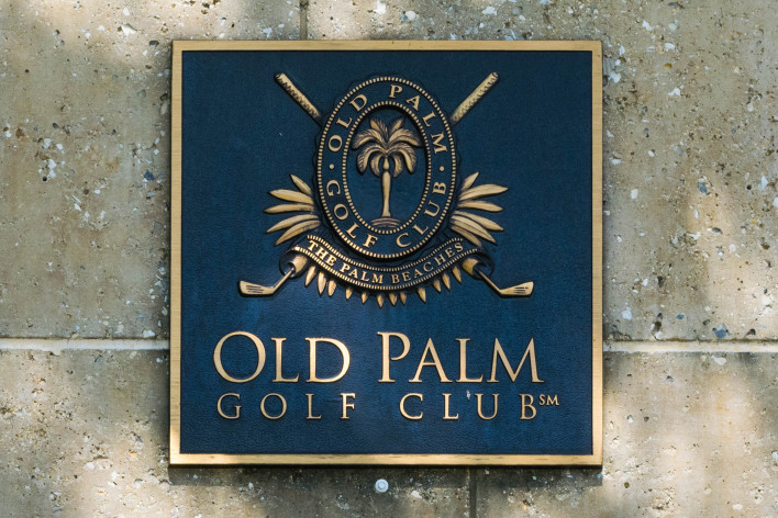 Old Palm Golf Club Florida Home Automation